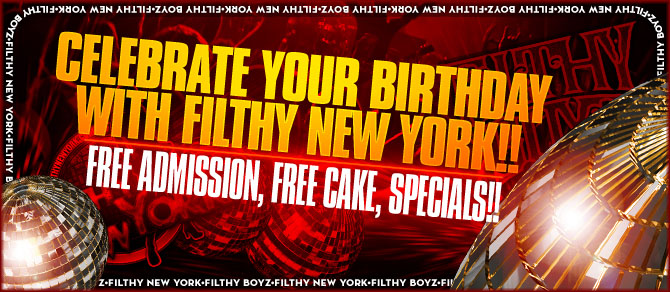 After Work Fridays at Sequoias NYC Birthday